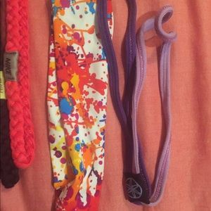 Nike Accessories - Nike, under armor and Gaiam headbands